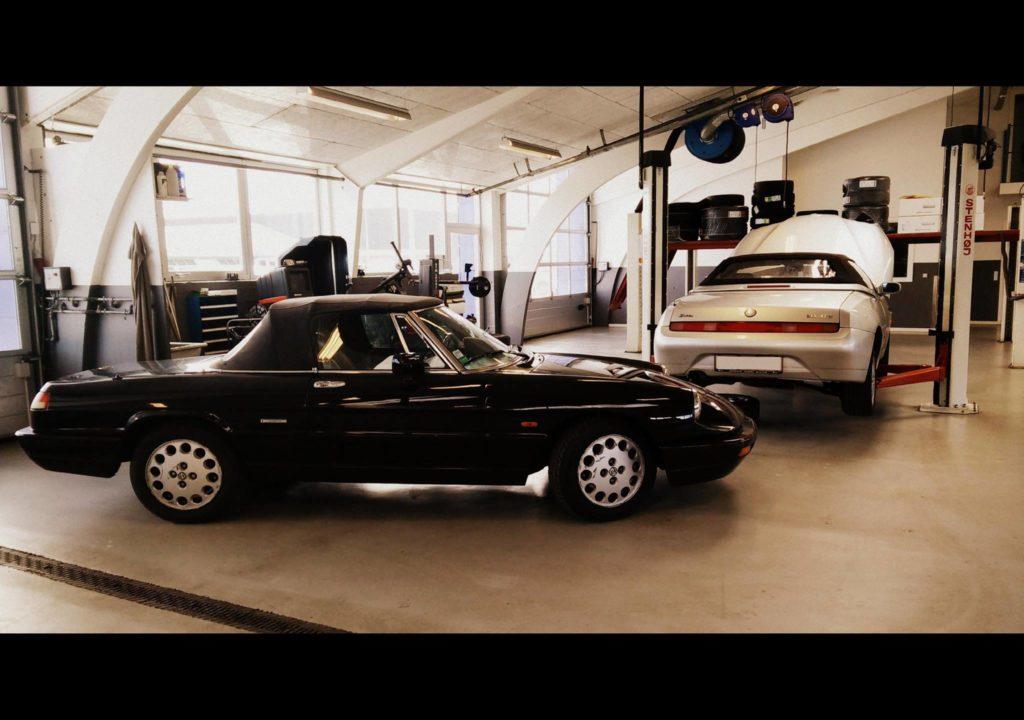 Autoværksted for Alfa Romeo i Aalborg