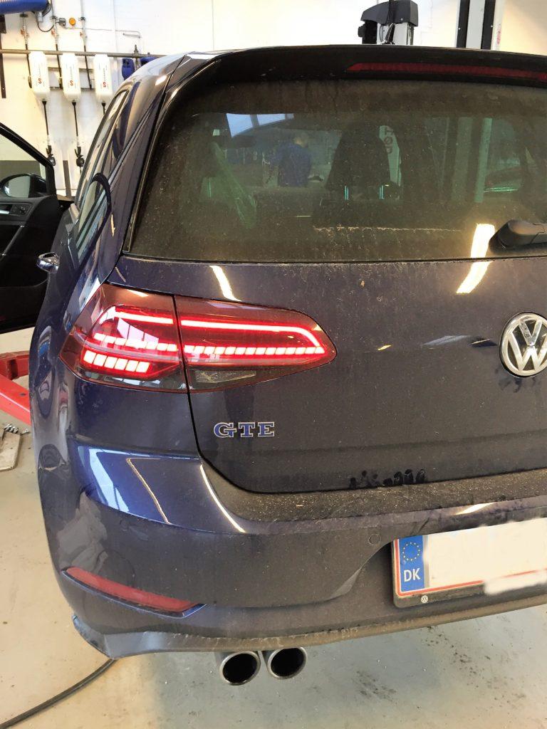 Autoværksted for Volkswagen - VW i Aalborg