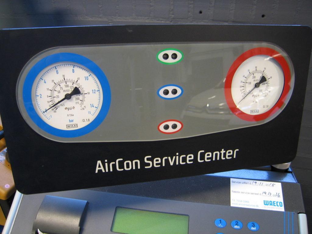 Aircondition / klimaanlæg